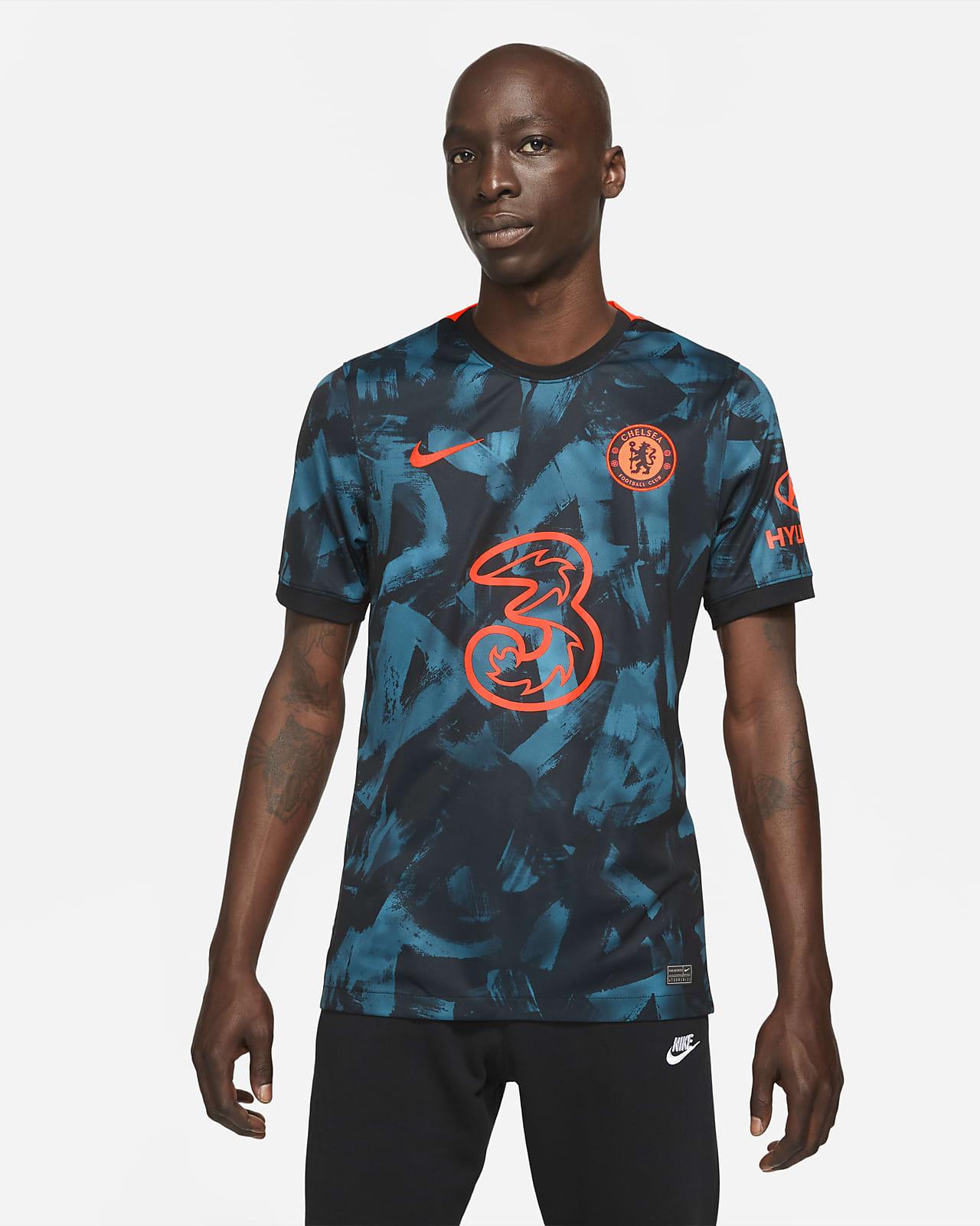 Tercera equipació Stadium Chelsea FC 2021/22 Samarreta Nike Dri-FIT de futbol - Home