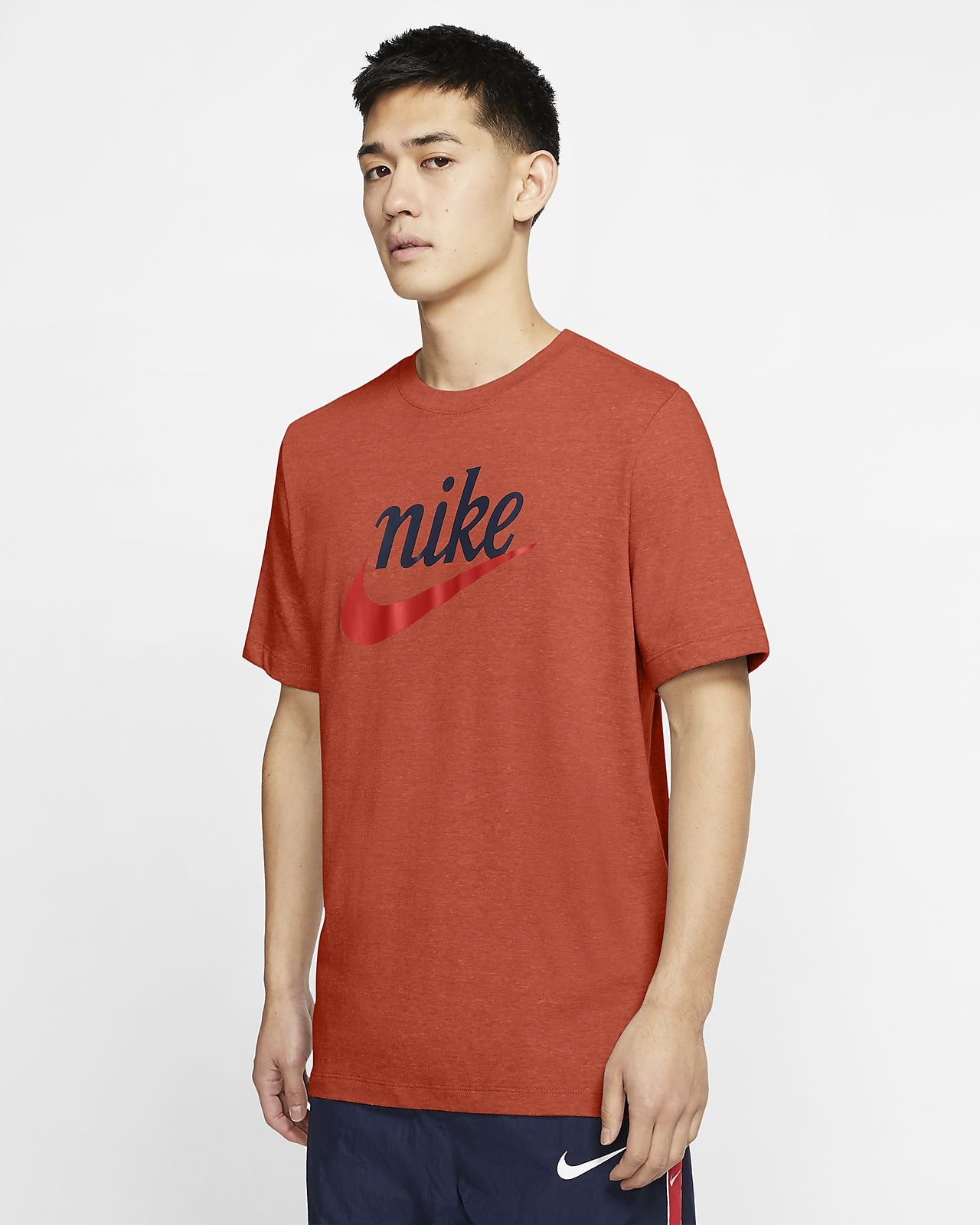 Playera para hombre Nike Sportswear Heritage