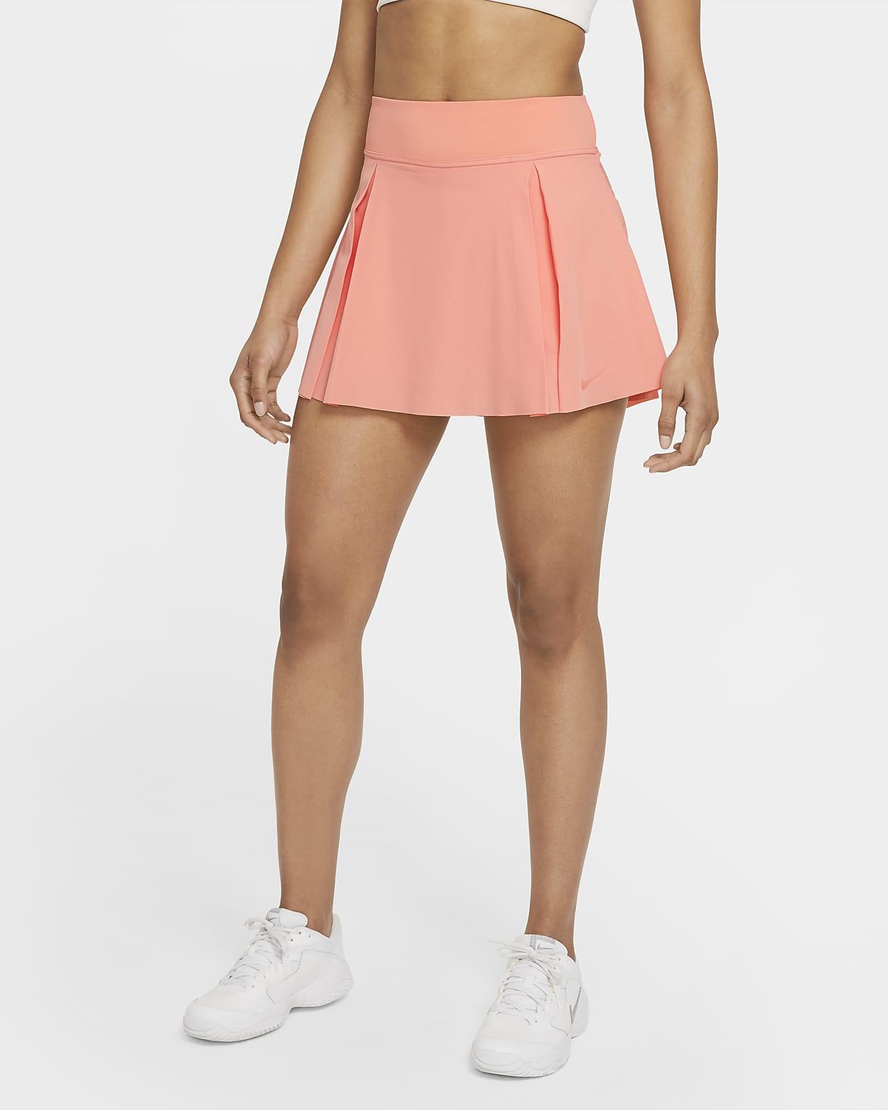 Nike Club Skirt Regular tennisskjørt til dame (tall)