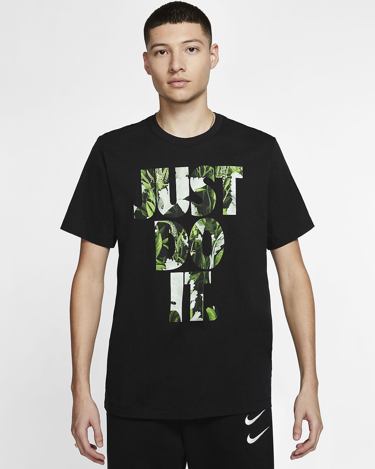 Nike Sportswear JDI 男款花卉 T 恤