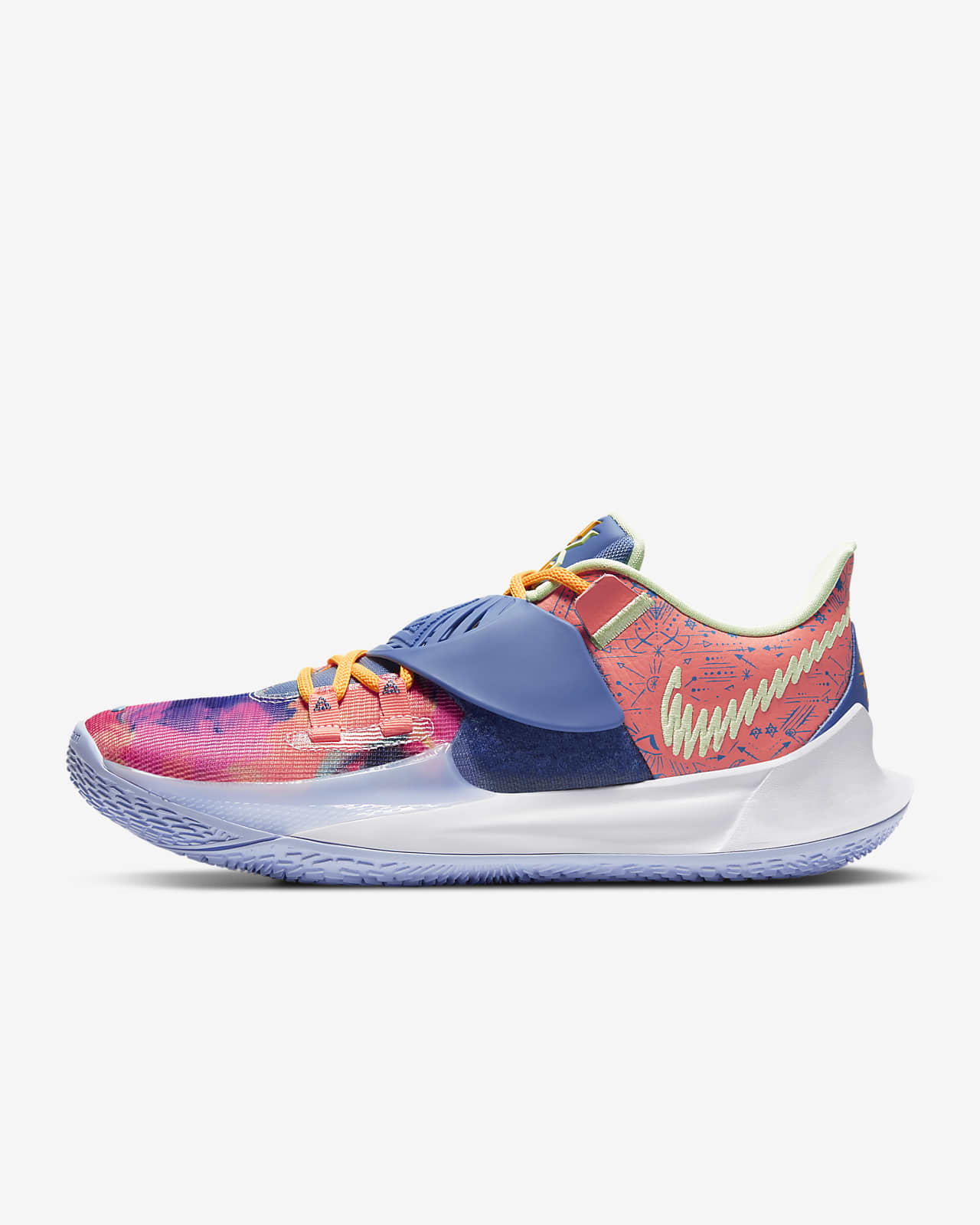 Kyrie Low 3 'Harmony' Basketball Shoe