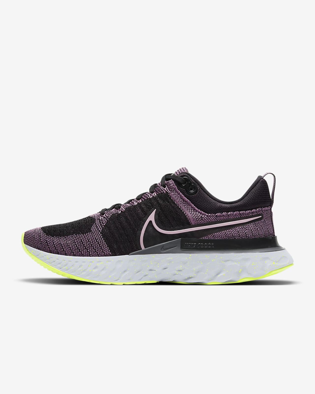 Женские беговые кроссовки Nike React Infinity Run Flyknit 2