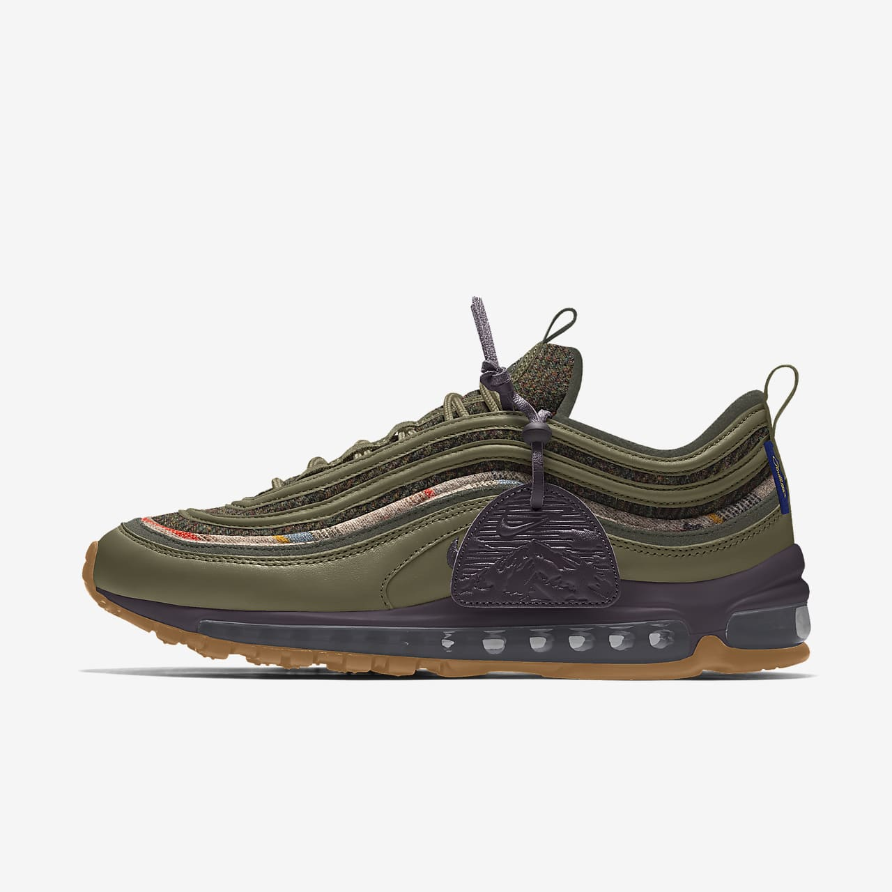 Nike Air Max 97 Pendleton By You Custom Shoe