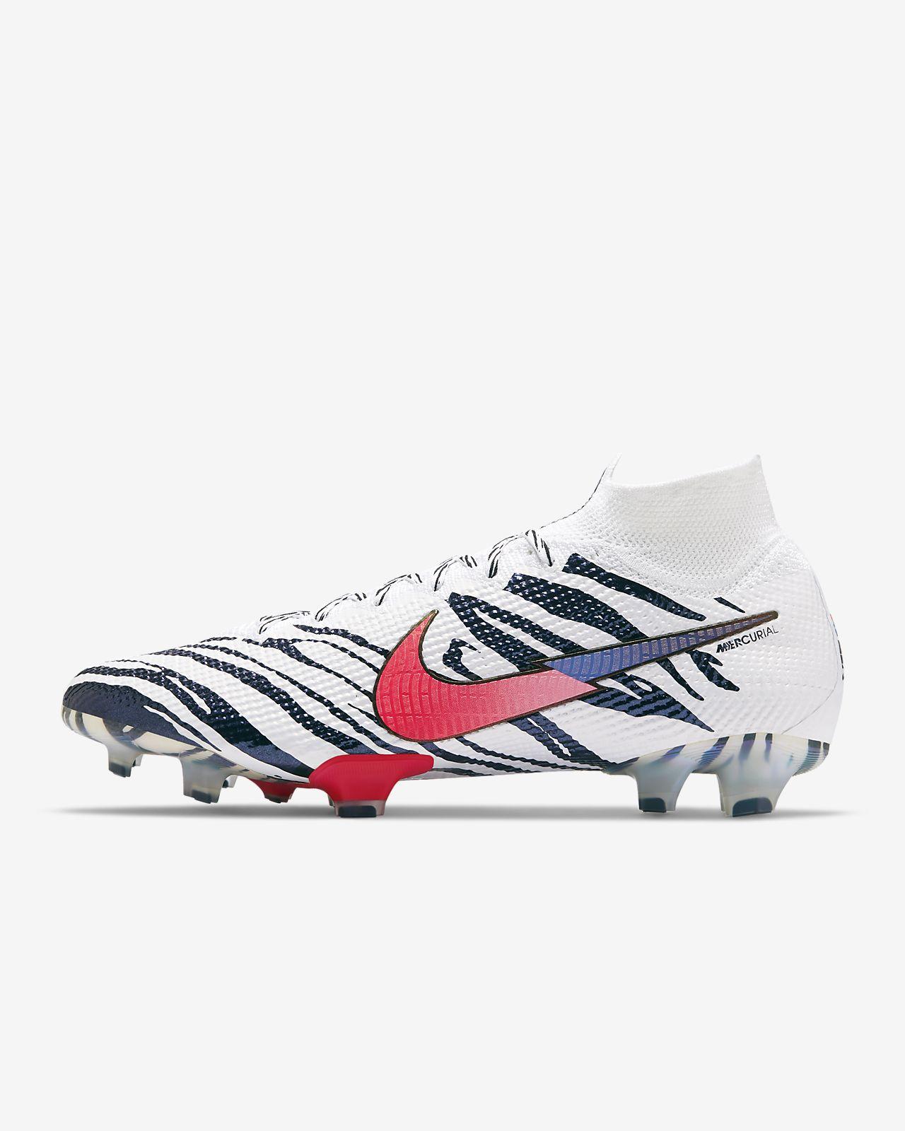 Nike Mercurial Superfly FG Pink Cr7 Cristiano Ronaldo Mens .