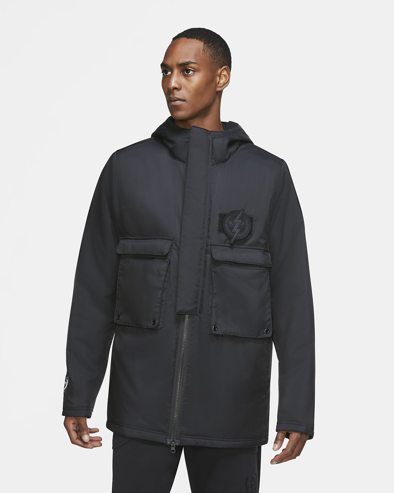 LeBron Men's Basketball Jacket