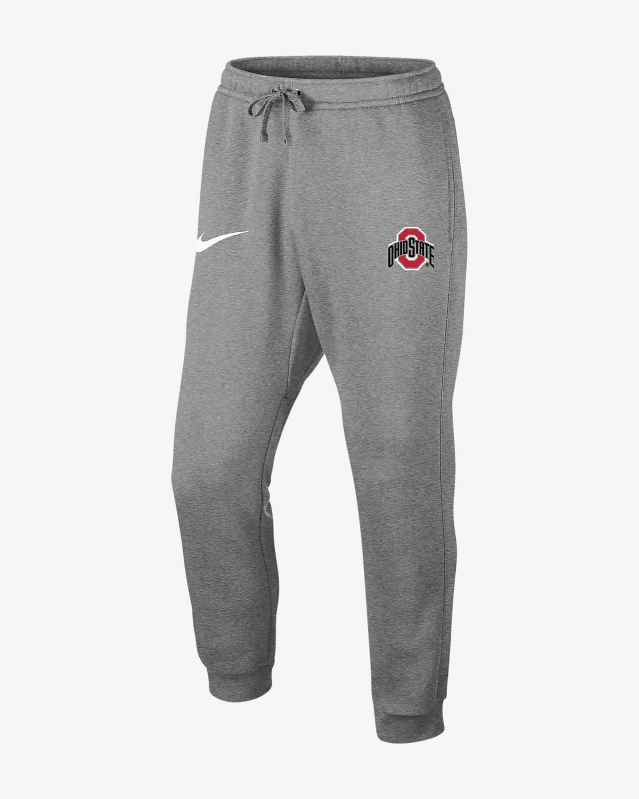 Nike College Club Fleece (Ohio State) Men's Joggers