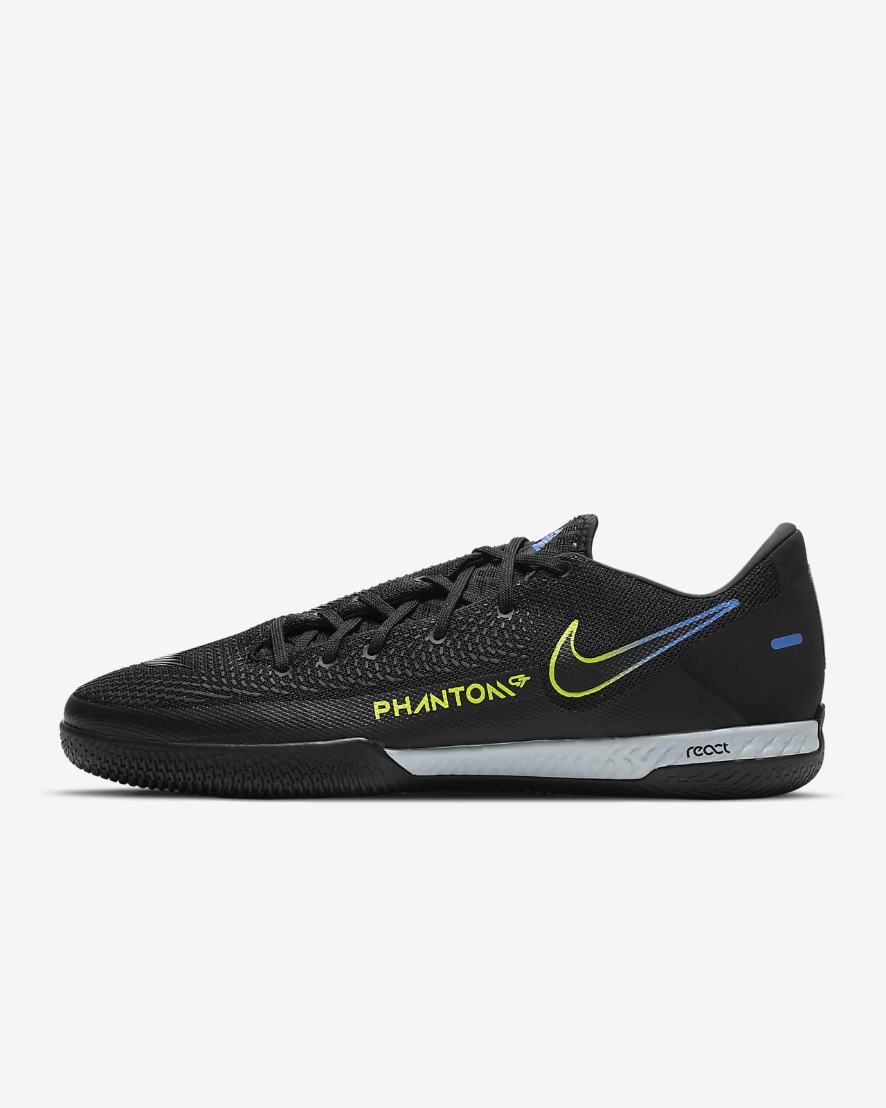 Fotbollssko för inomhusplan/futsal/street Nike React Phantom GT Pro IC