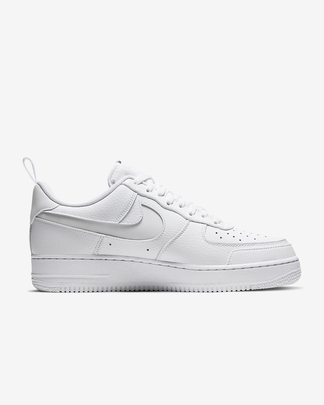 "Nike Air Force 1 07 LV8 Utility ""White"" AJ7747 100"