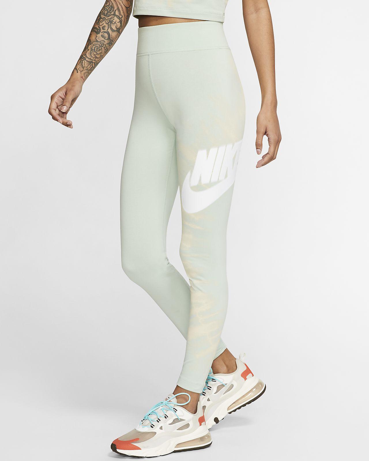Nike Sportswear Women's High-Waisted Tie Dye Leggings