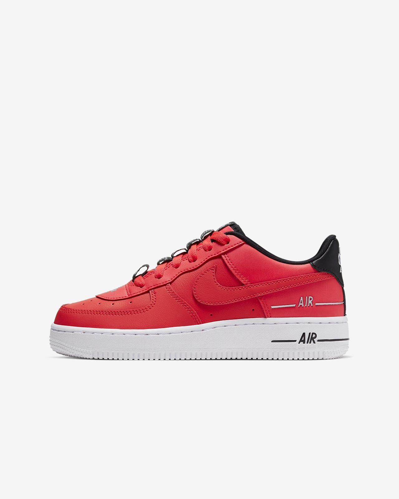 Nike Air Force 1 LV8 3 sko til store børn
