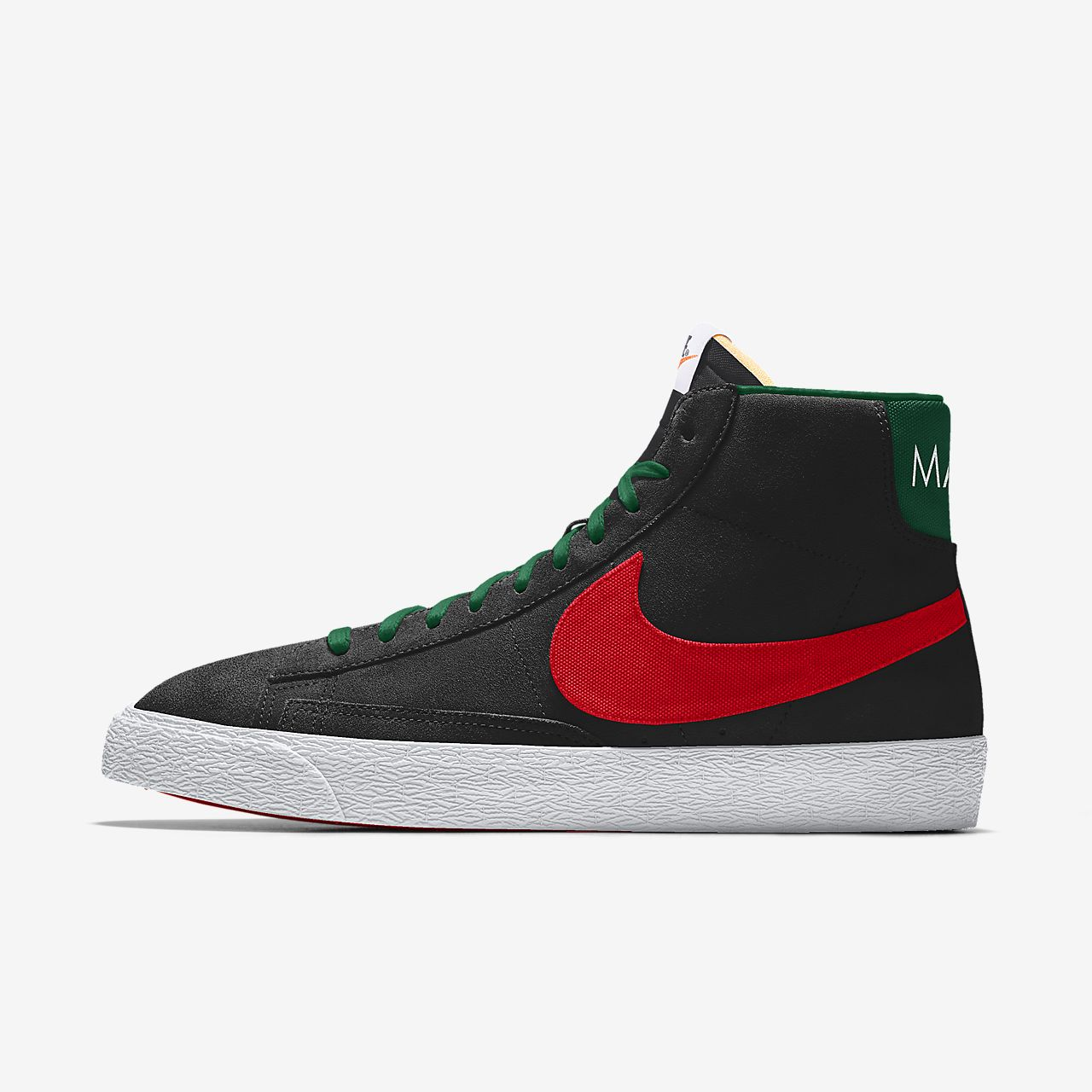 Nike Blazer Mid By You Custom Women's Shoe