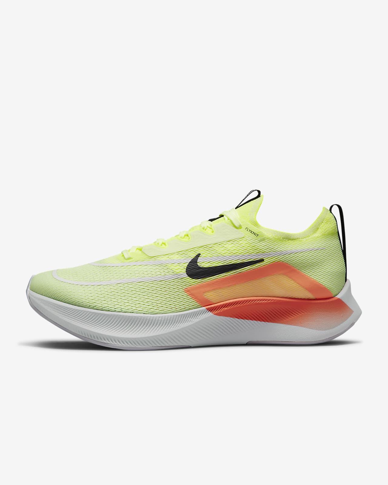 Nike Zoom Fly 4 Erkek Yol Koşu Ayakkabısı