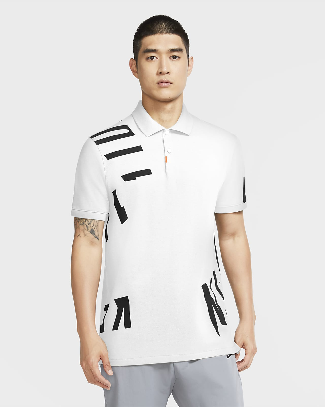 Polo Nike coupe slim mixte