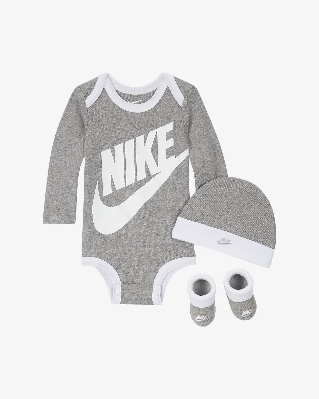 Nike 3-teiliges Set für Babys (0–6 M)