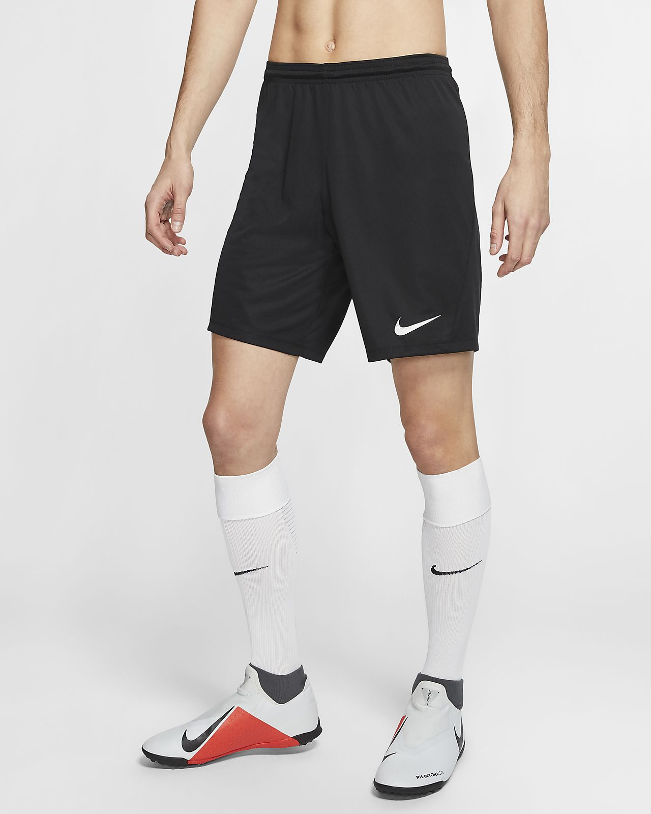 Nike Dri-FIT Park 3 Men's Knit Football Shorts