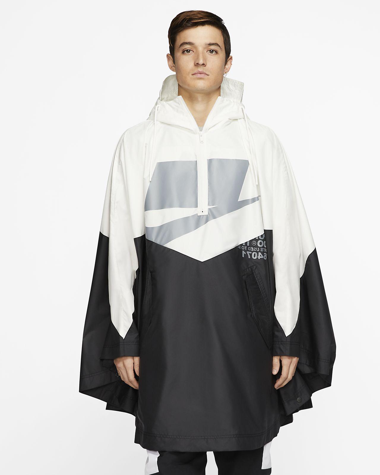 Poncho Nike Sportswear Windrunner för män