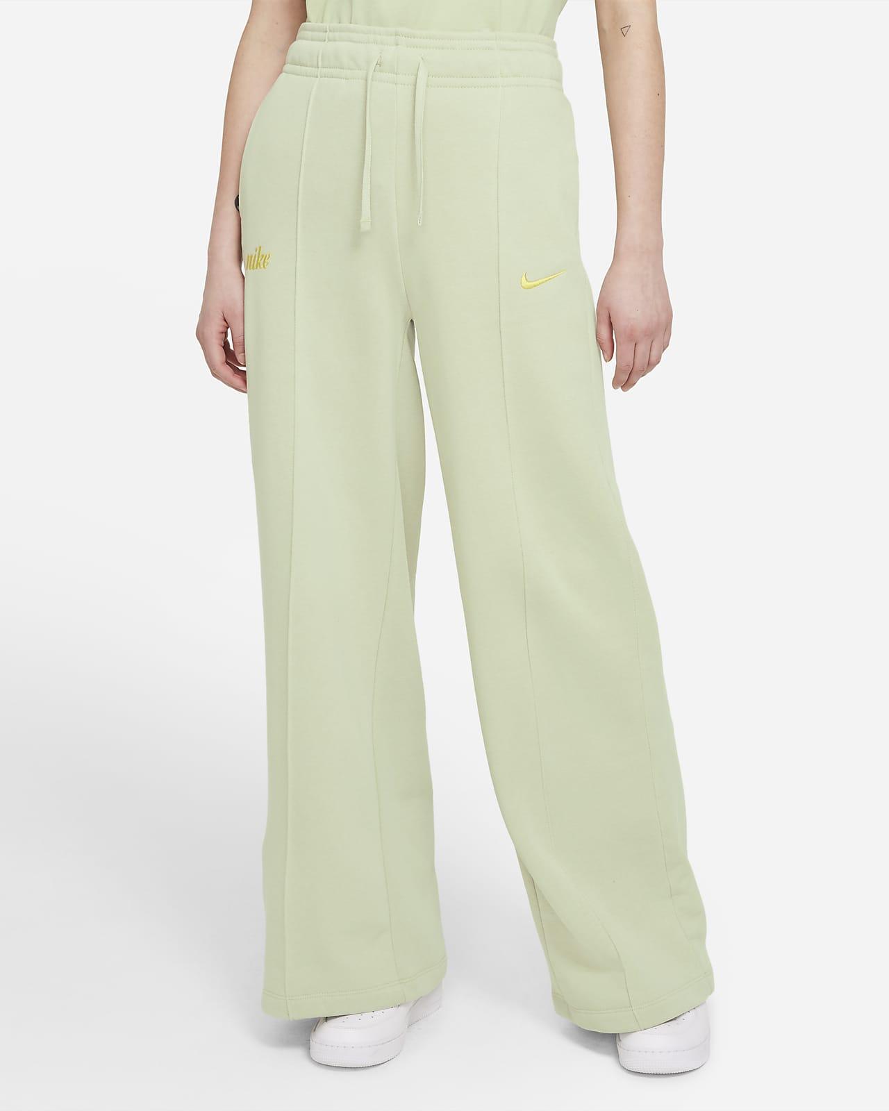 Pantalon en tissu Fleece Nike Sportswear pour Femme