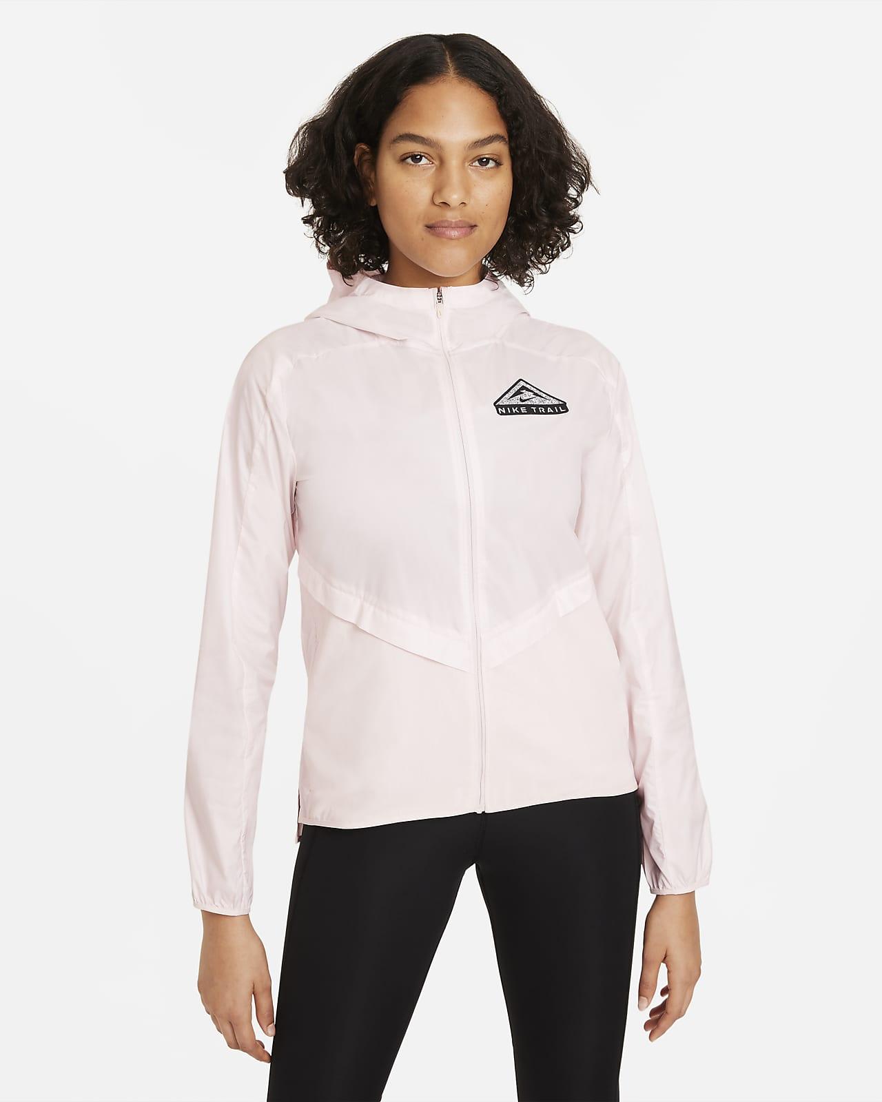 Giacca da trail running Nike Shield - Donna