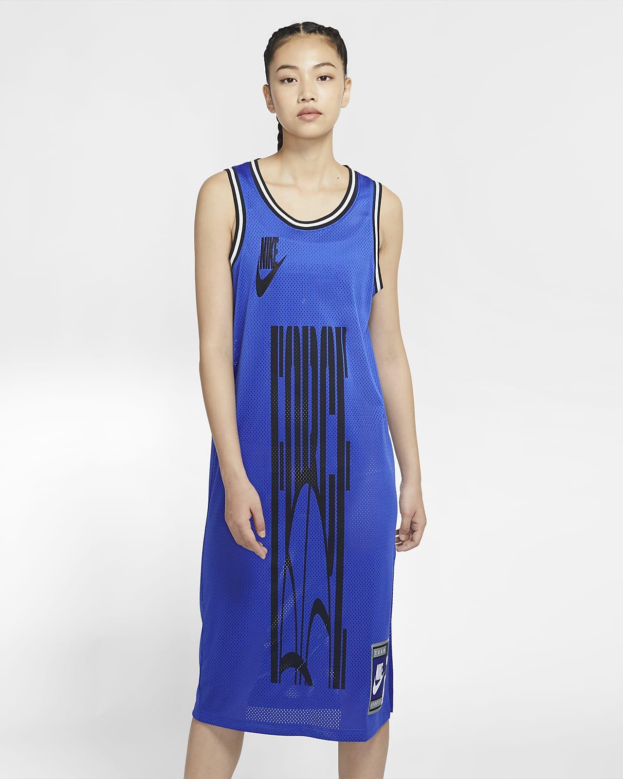 Nike Sportswear 女子针织连衣裙