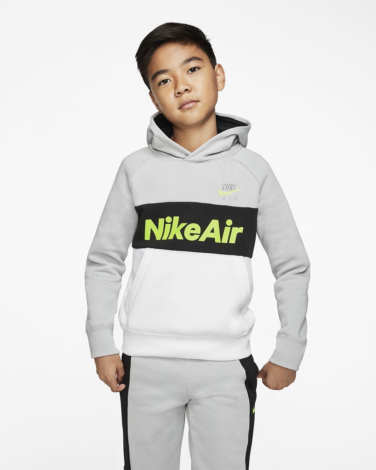 Nike Air 大童 (男童) 套頭連帽上衣