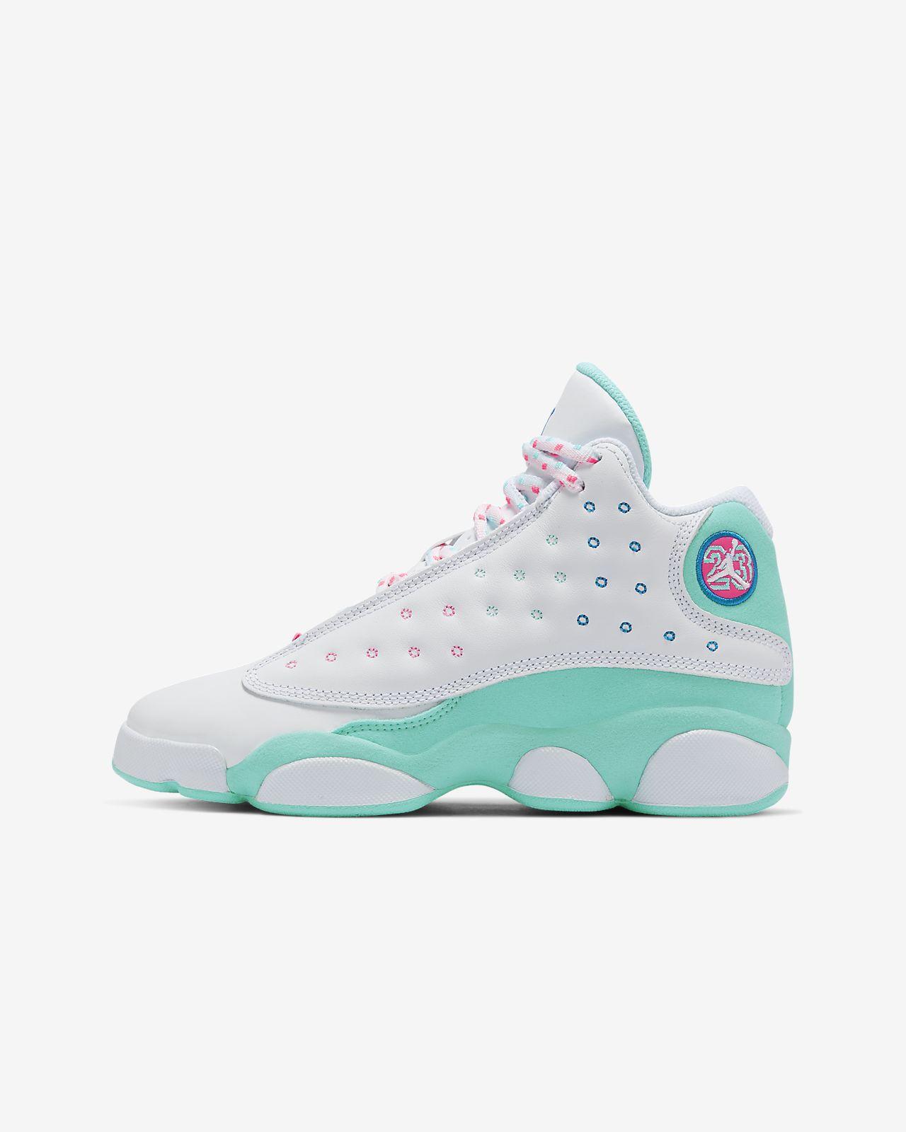 Air Jordan 13 Retro Older Kids Shoe Nike Dk
