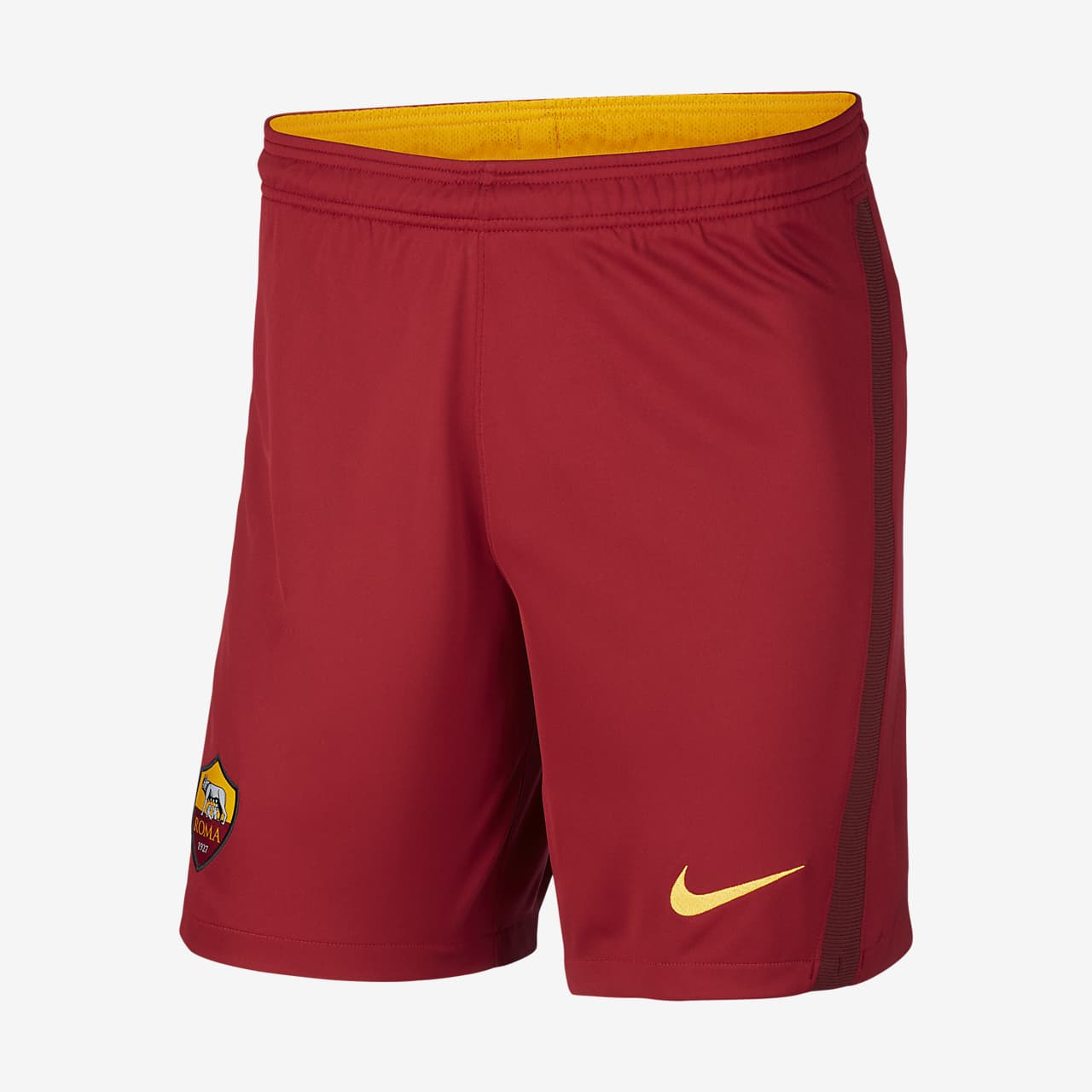 A.S. Roma 2020/21 Stadium Home Men's Football Shorts