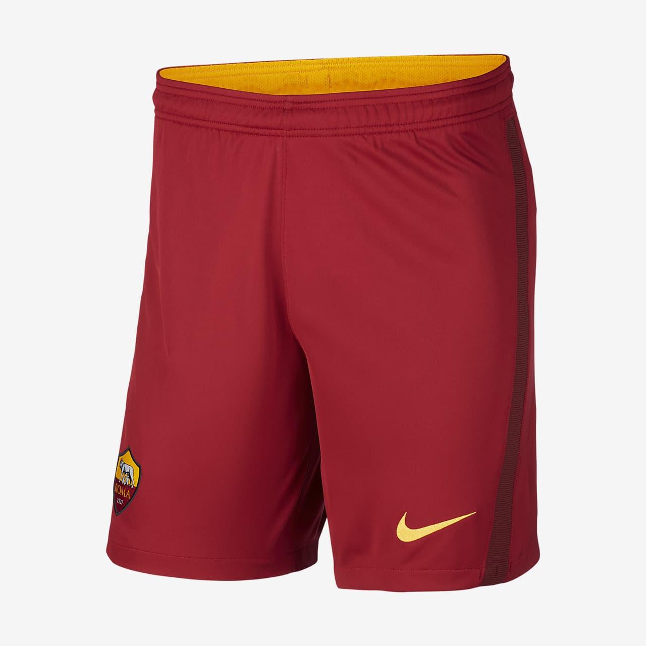 A.S. Roma 2020/21 Stadium Home Men's Football Shorts