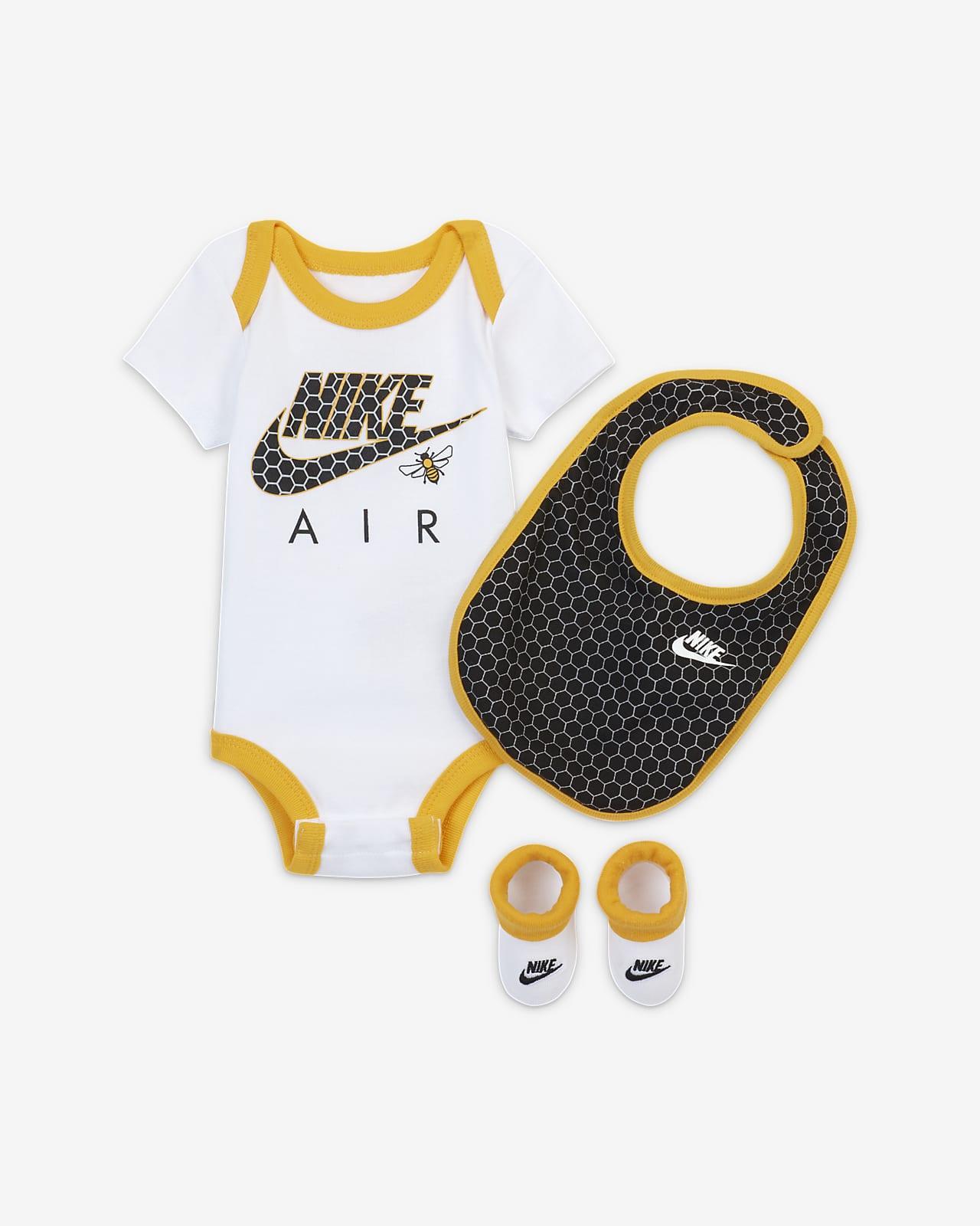 Nike Air Baby 3-Piece Box Set