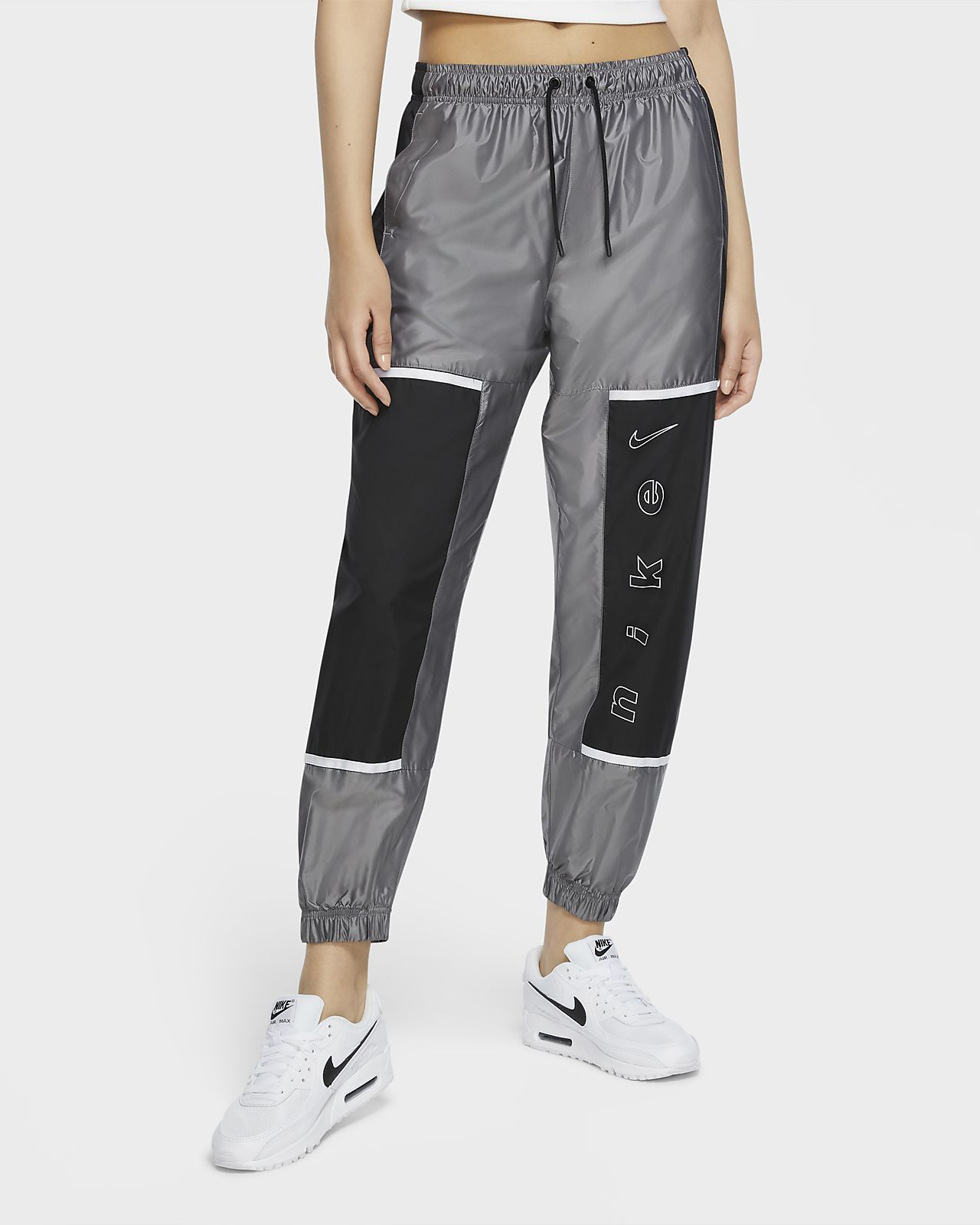 Nike International Damenhose aus Webmaterial
