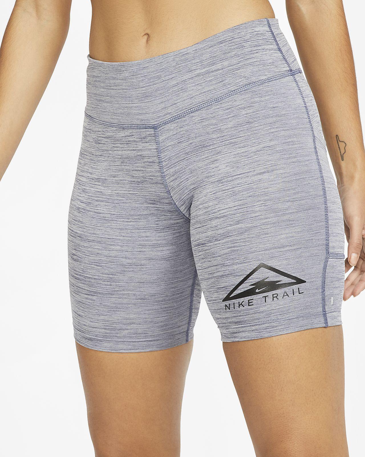 """Nike Fast 7""""-trailløbeshorts til kvinder"""