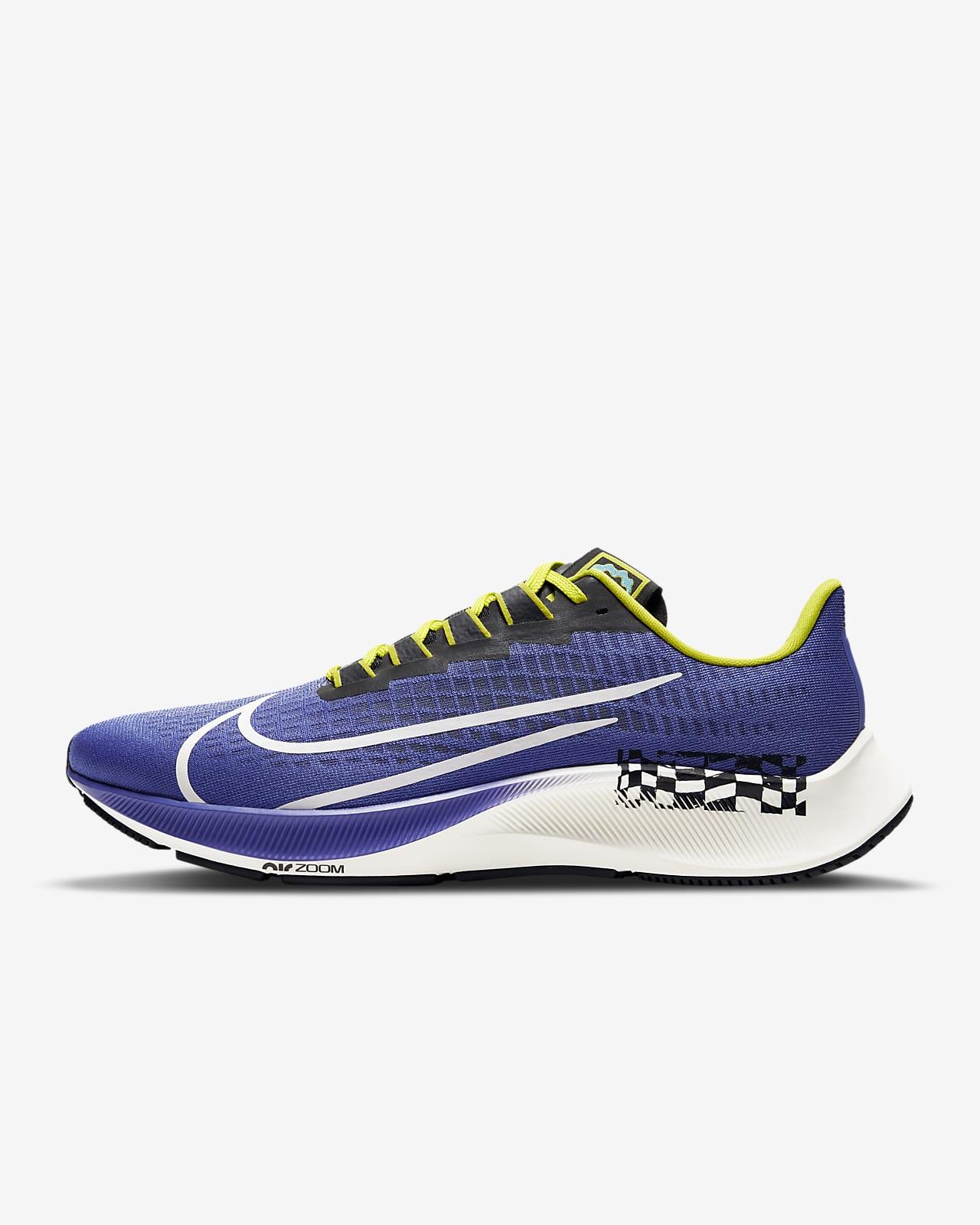Nike Air Zoom Pegasus 37 A.I.R. Chaz Bear 跑鞋