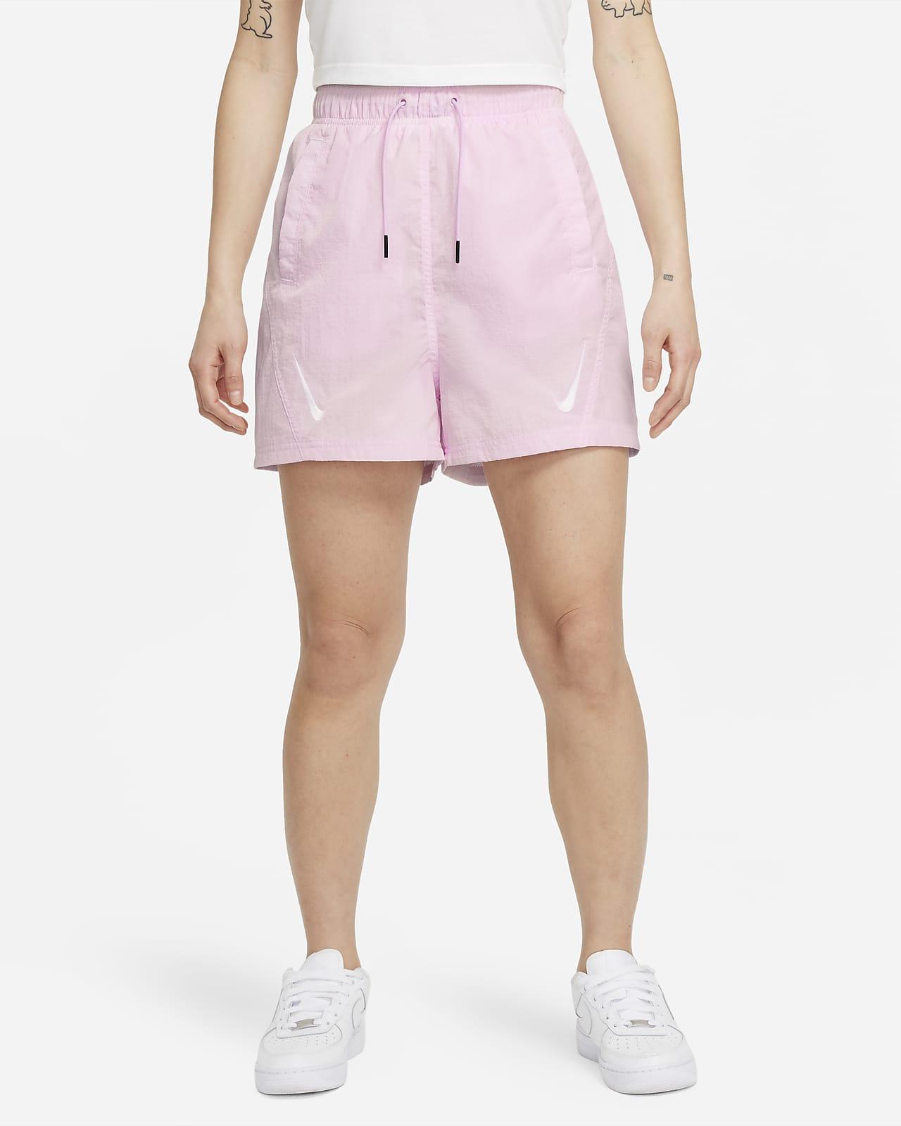 Nike Sportswear Swoosh 女款短褲