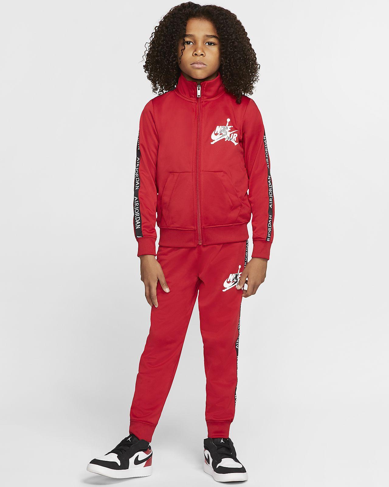 Set med jacka och byxor Jordan Jumpman Classics för barn