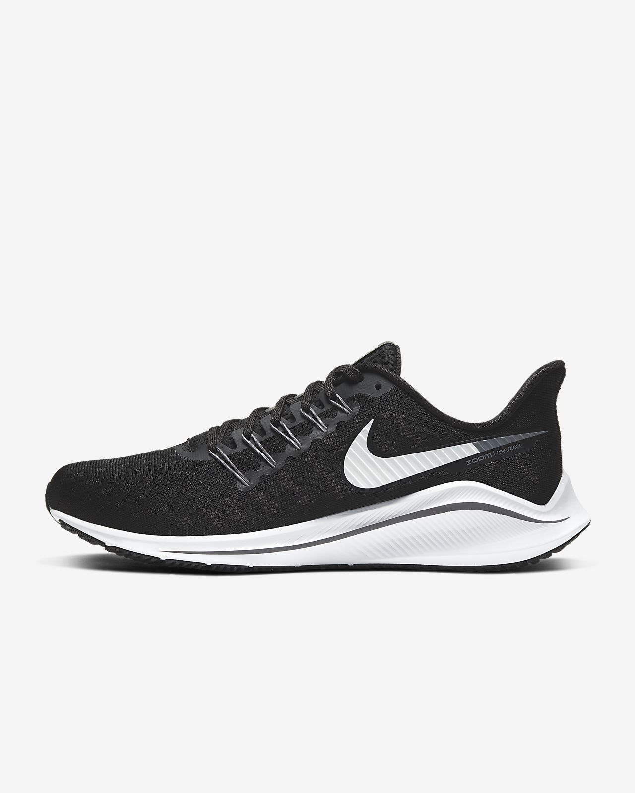 nike zoom vomero 7 black