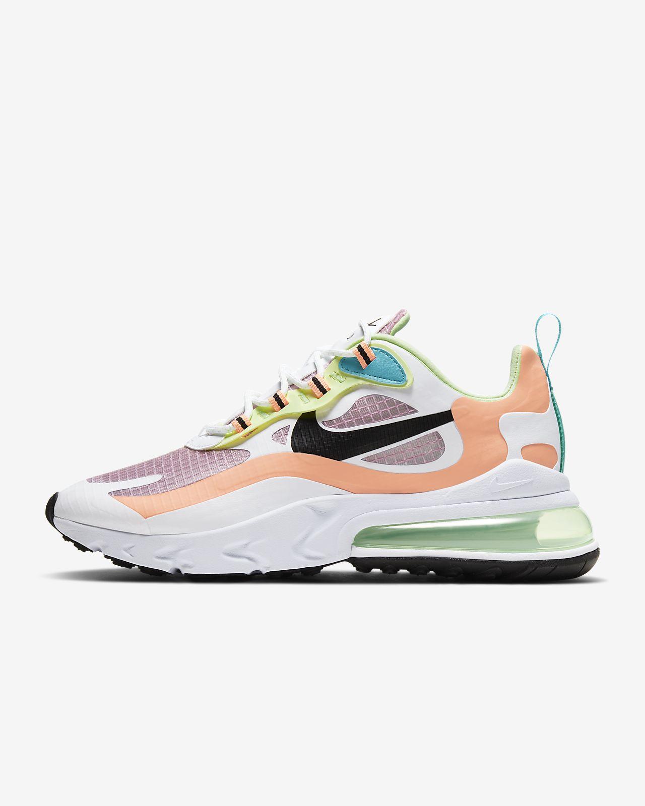 Nike Air Max 270 React Se Women S Shoe Nike Ma