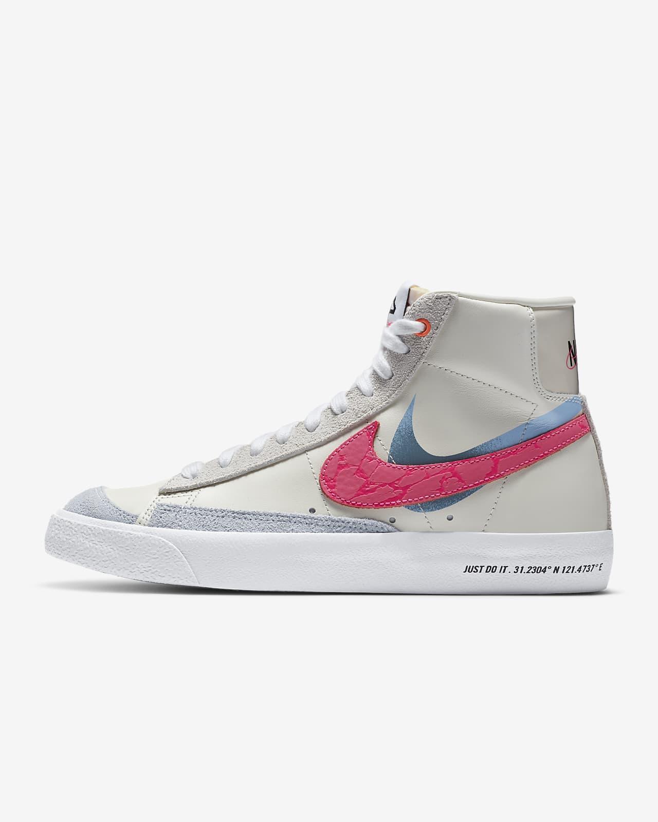 Nike Blazer Mid '77 女子运动鞋