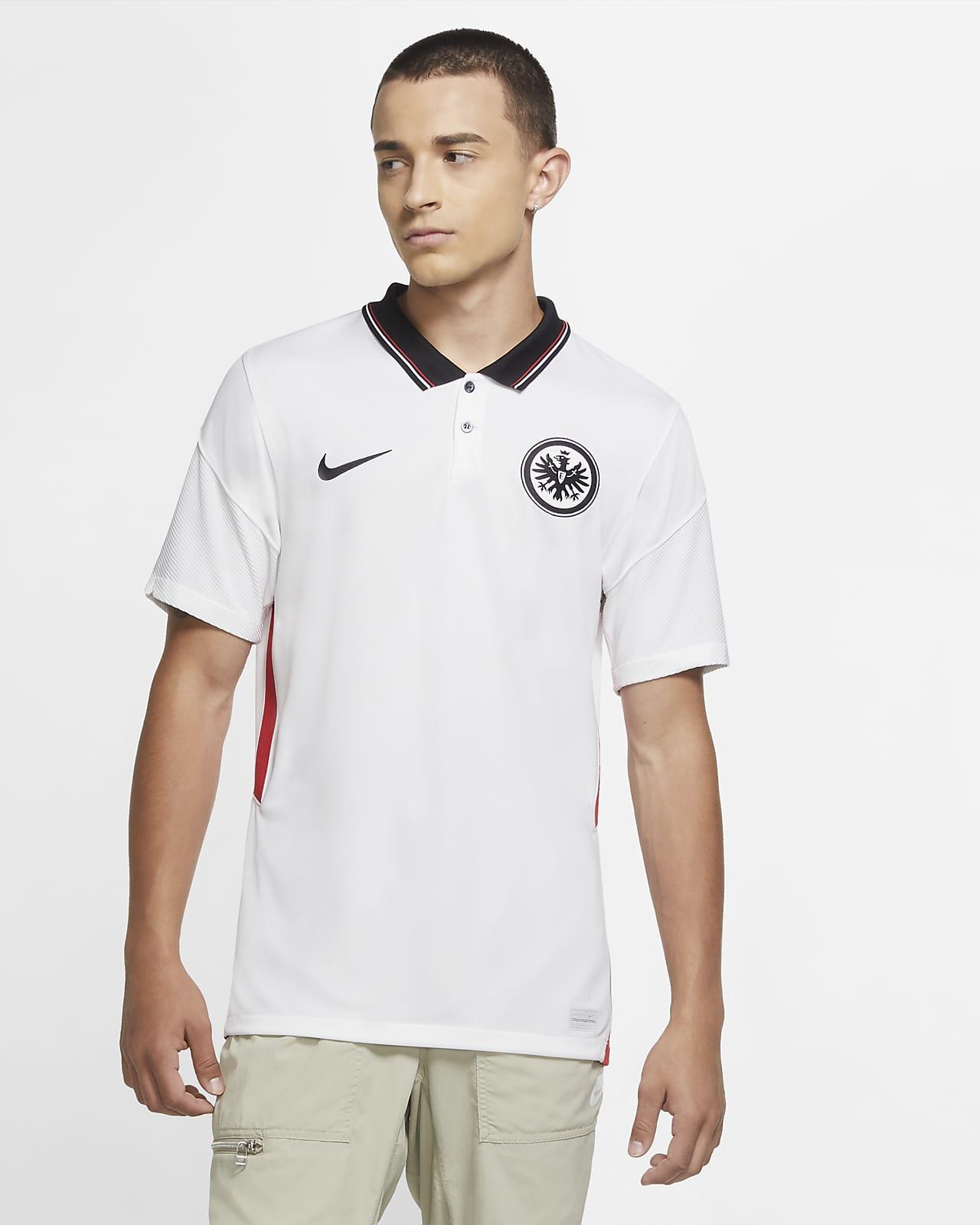 Eintracht Frankfurt 2020/21 Stadium Away Men's Football Shirt