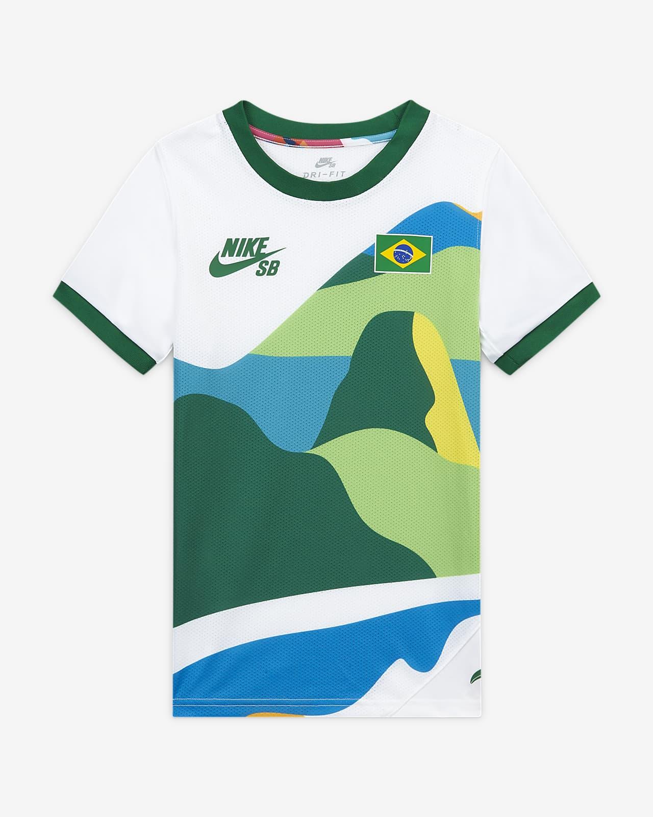 Nike SB Big Kids' (Boys') Skate Jersey