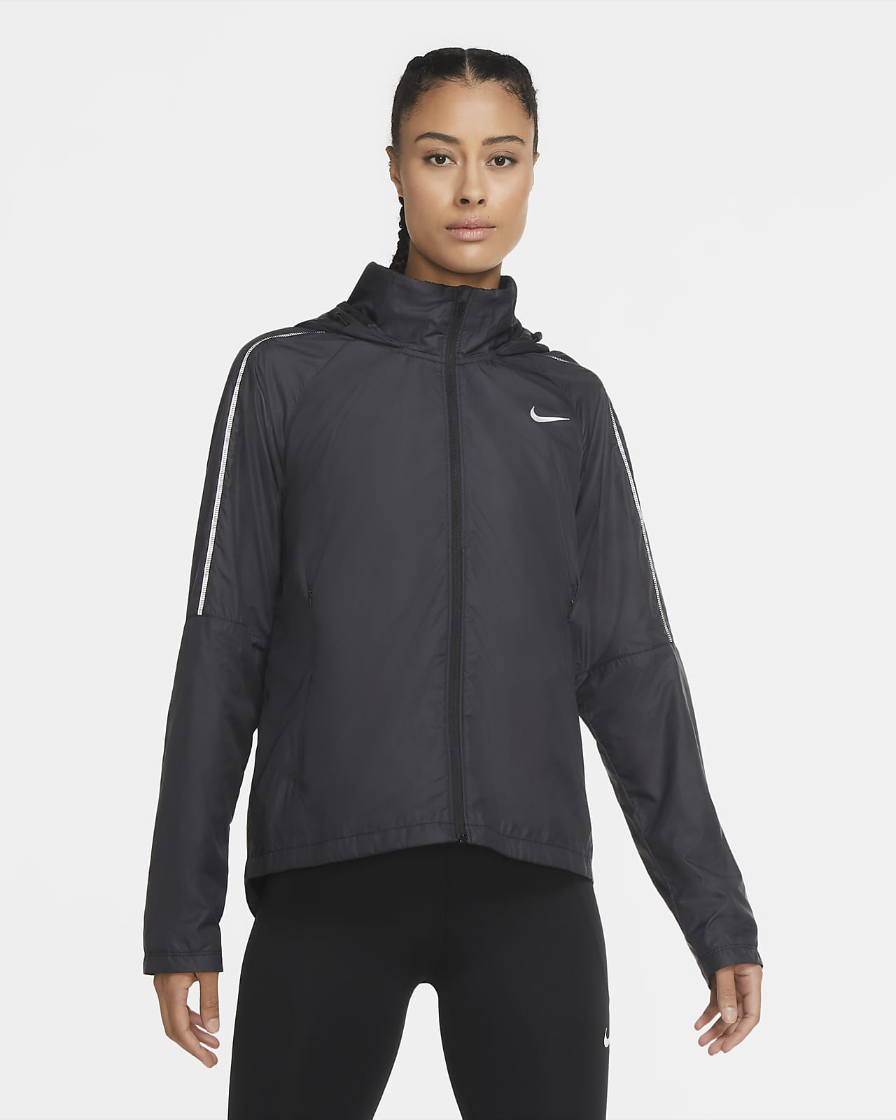 Nike Shield Damen-Laufjacke