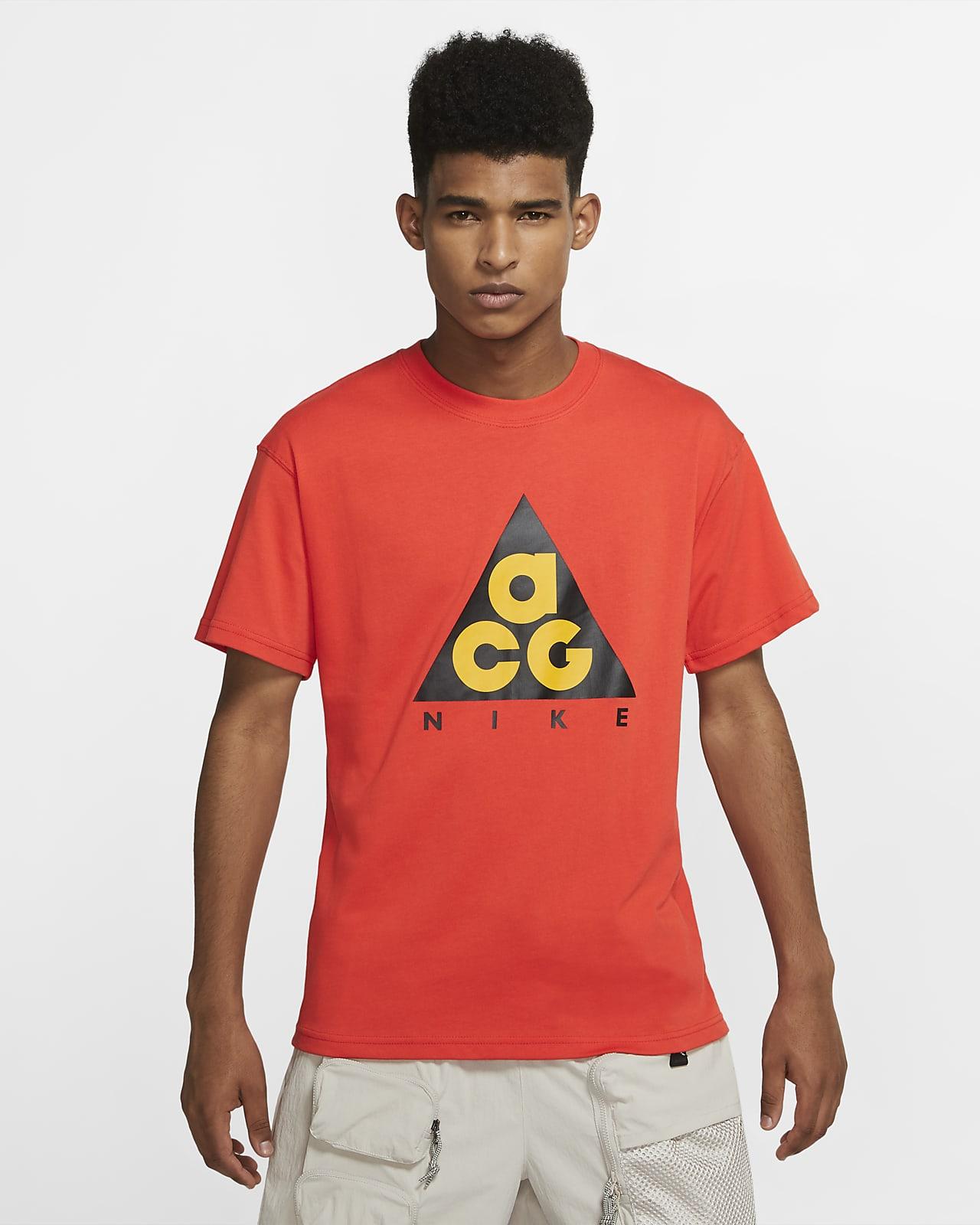 เสื้อยืดผู้ชายมีกราฟิก Nike ACG