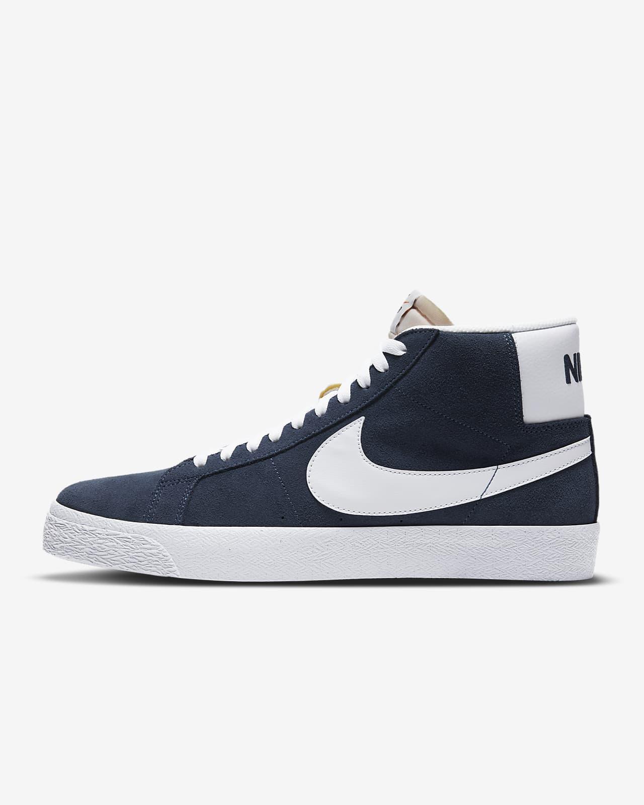 Chaussure de skateboard Nike SB Zoom Blazer Mid
