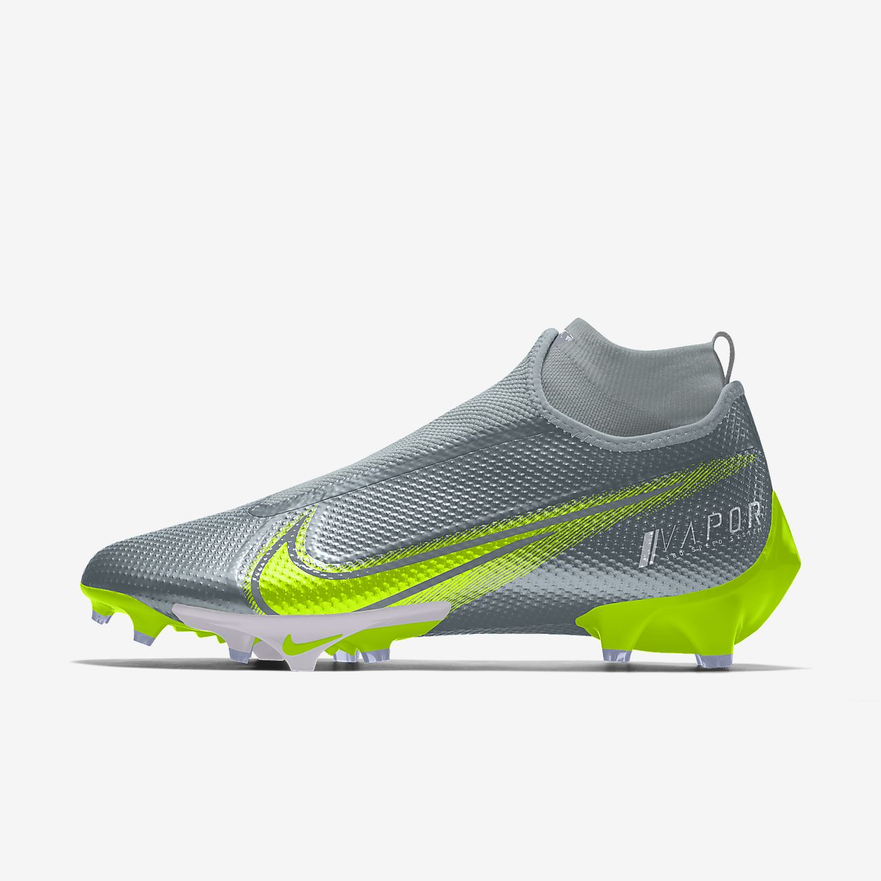 Chaussure de football à crampons personnalisable Nike Vapor Edge Pro 360 By You