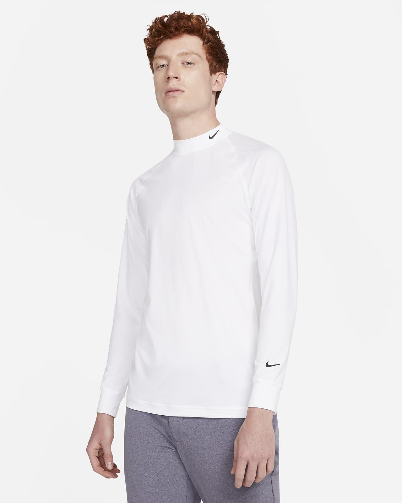 Camiseta de golf de manga larga para hombre Nike Dri-FIT UV Vapor