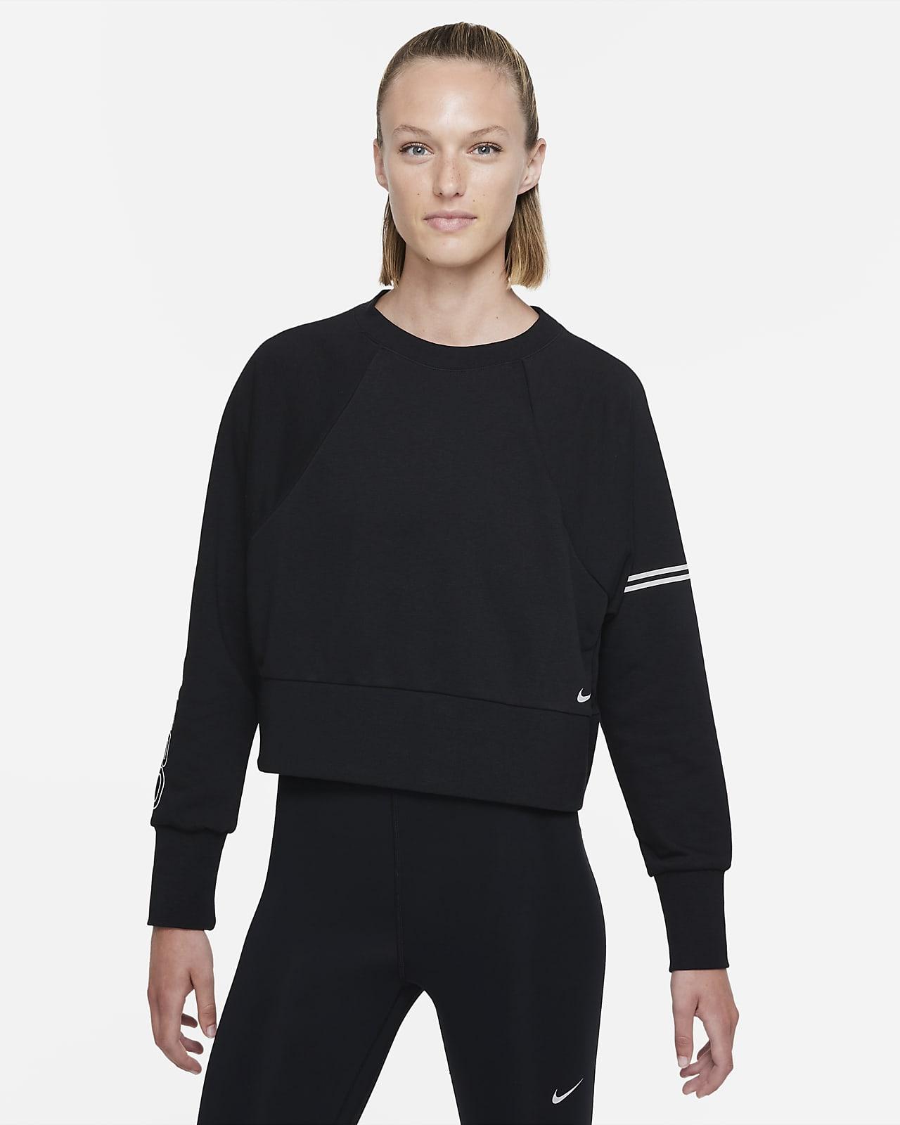 Sudadera para mujer Nike Pro Dri-FIT Get Fit