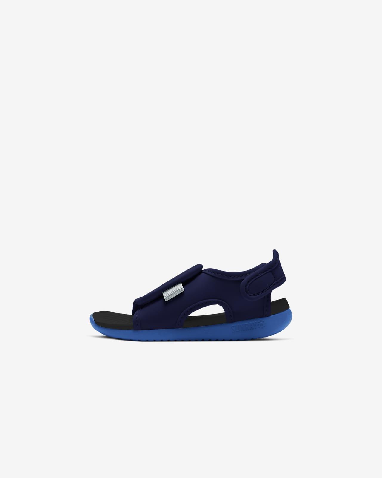 รองเท้าแตะทารก/เด็กวัยหัดเดิน Nike Sunray Adjust 5 V2