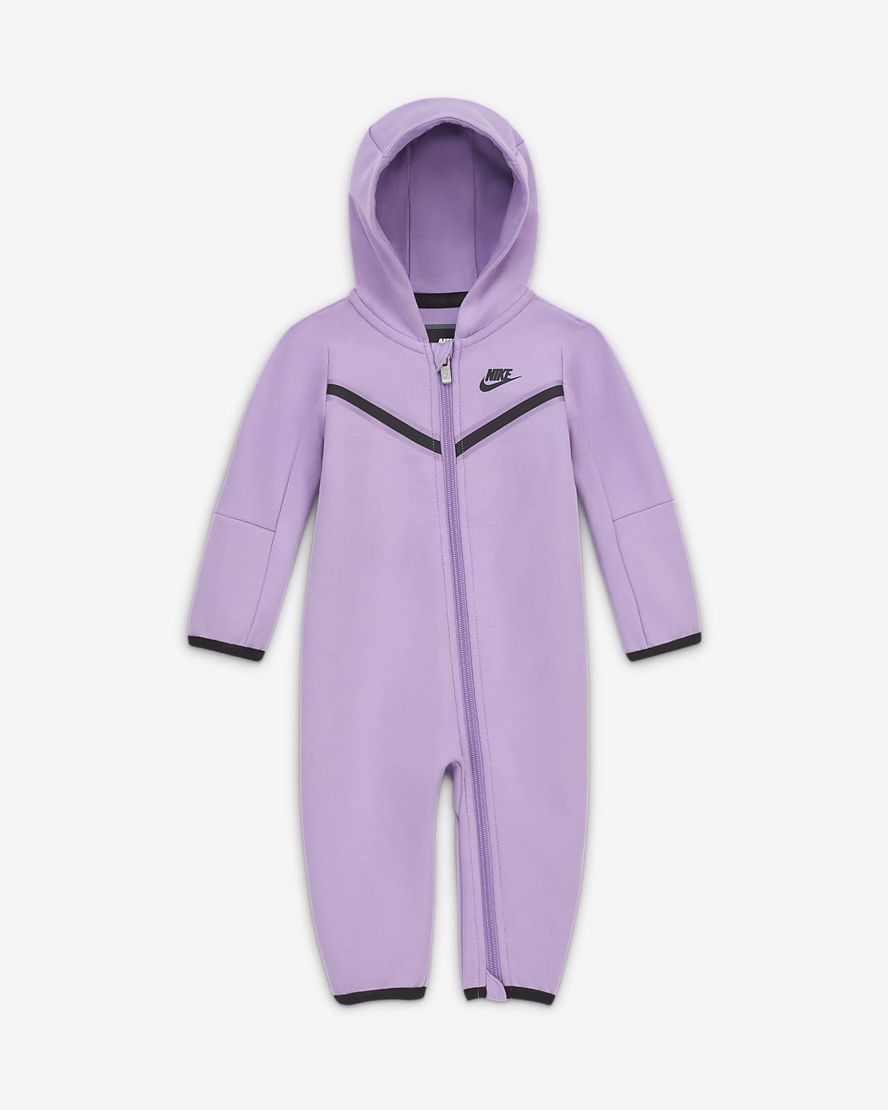 Combinaison à zip Nike Sportswear Tech Fleece pour Bébé (0 - 9 mois)