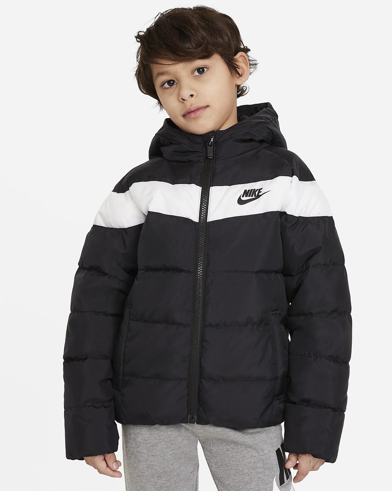 Casaco almofadado Nike para criança