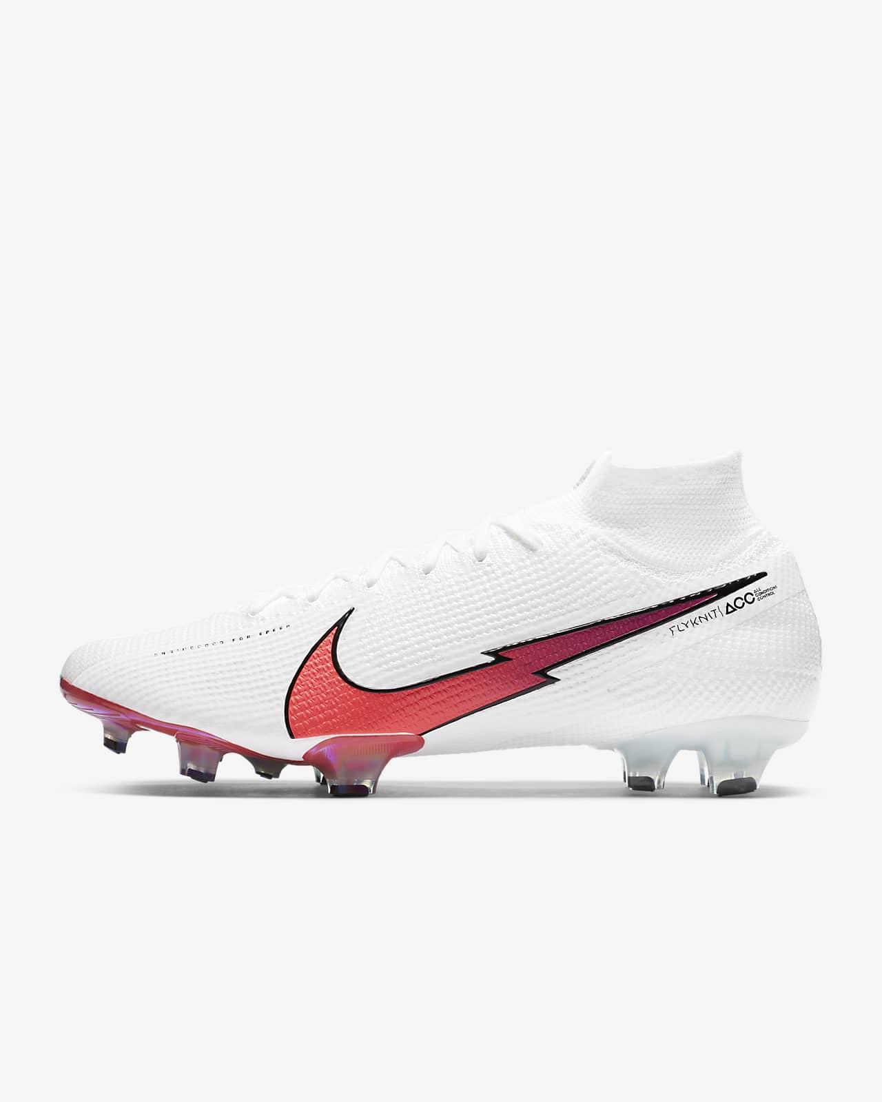 Футбольные бутсы для игры на твердом грунте Nike Mercurial Superfly 7 Elite FG