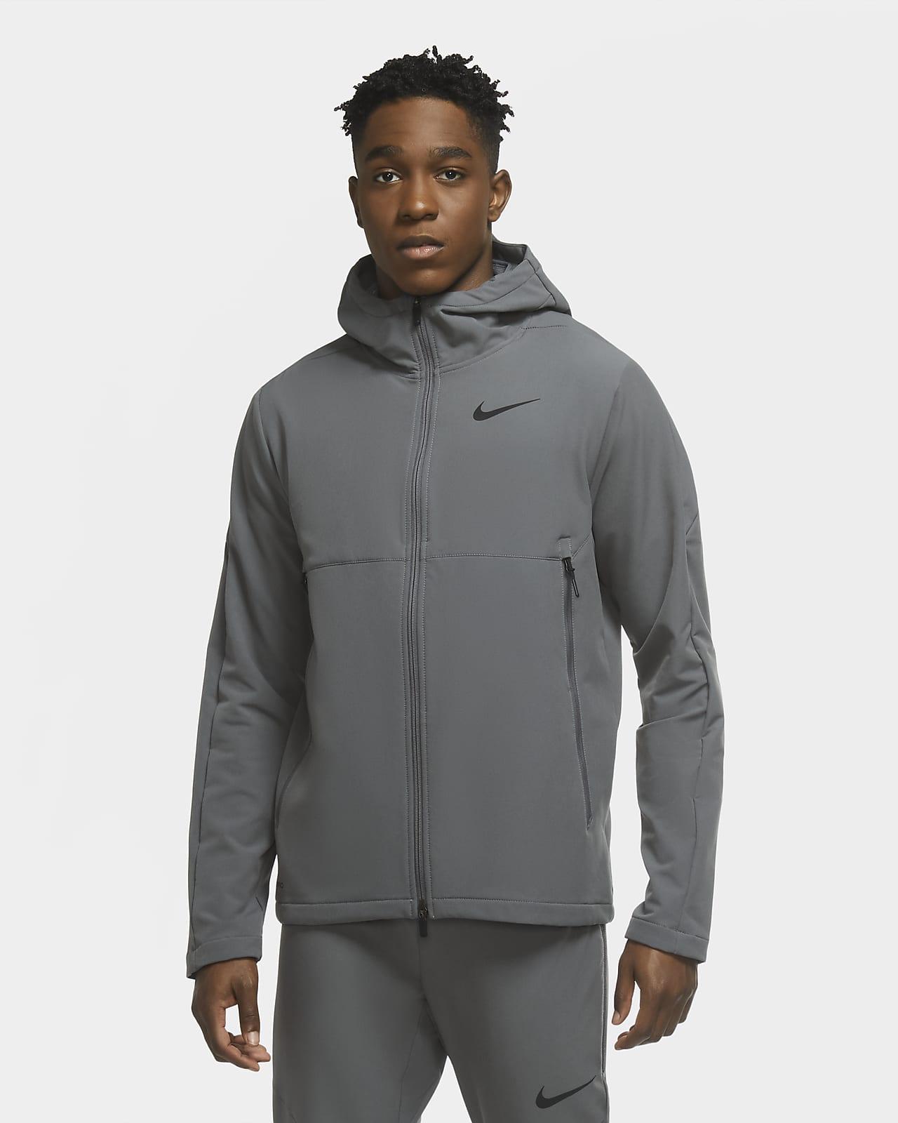 Vävd vinterträningsjacka Nike för män