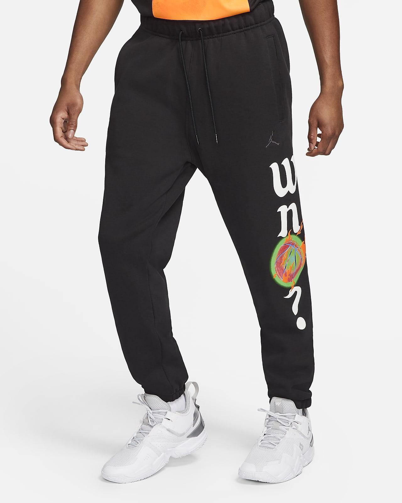 Jordan Why Not? Pantaloni in fleece - Uomo